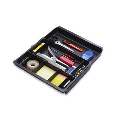 Schubladeneinsatz DRAWINSERT 316014D 24,6 x 3,6 x 29,8 cm schwarz