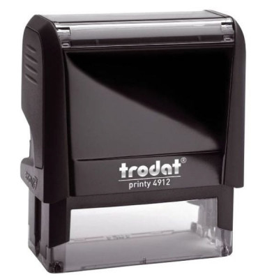 Logo Trodat®  Professional 5205 68x24mm Stempel bis 6 Zeilen inkl