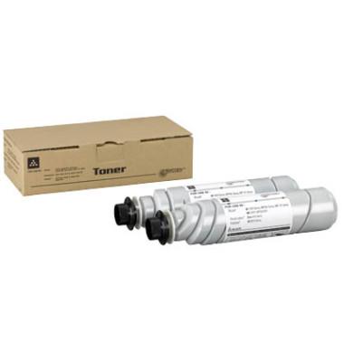 Toner schwarz ersetzt RICOH AF-1515, 1270D 1 Pack   2 St.