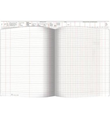 Waren- und Rechnungseingangsbuch 30032 A4 30 Blatt / 60 Seiten