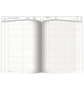 Rechnungs- und Warenausgangsbuch 30053 A4 40 Blatt / 80 Seiten