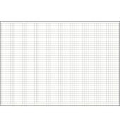Karteikarten 1148 A8 kariert 190g weiß 100 Stück