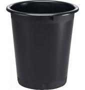Papierkorb BASIC 13 Liter schwarz