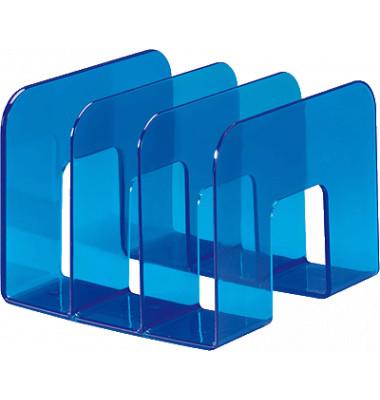 Katalogsammler 1701395540 215 x 165 x 210 mm blau transluzent