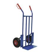 Sackkarre 72502 tragfähig bis 250kg blau 40x18cm Stahl
