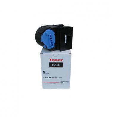 Toner schwarz ersetzt Canon C-EXV 21 BK