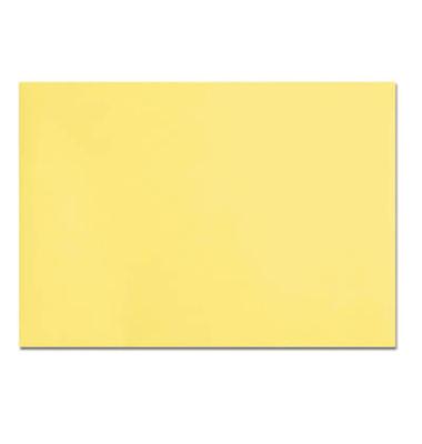 Designbriefumschläge C6 EcoRainbow ohne Fenster haftklebend 80g gelb 25 Stück