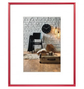 Bilderrahmen Sevilla rot 20 x 30 cm Glas
