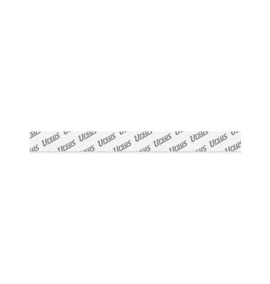 Notizblock Basic A6 weiß blanko 48 Blatt