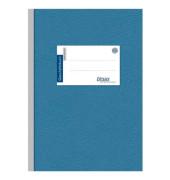 Geschäftsbuch A5 liniert 70g 72 Blatt 144 Seiten