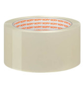 Packband 4040 50mm x 66m transparent PP