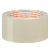 Packband 4040 50mm x 66m transparent PP