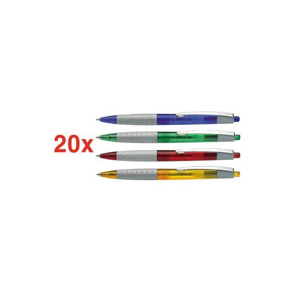 Schneider loox farbsortiert schreibfarbe blau for Schneider versand privatkunden