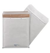 Luftpolstertaschen No. 5, 2FVAF000225, innen 210x260mm, haftklebend + Lochung für Klammer, grauweiß