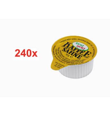Kaffeesahne 240x 10,0 g