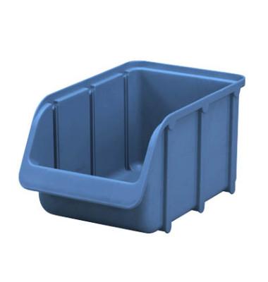 Sichtlagerkasten blau 3,0 Liter 146x242x127mm
