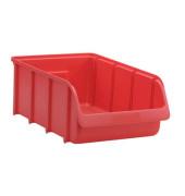 Sichtlagerkasten rot 19,27 Liter 312x489x184mm