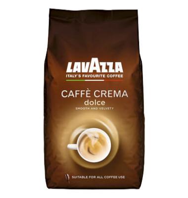 Dolce Caffecrema ganze Bohnen 1kg