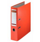 No.1 291400or orange Ordner A4 80mm breit