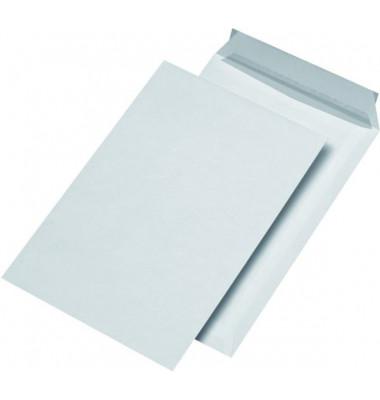 Versandtaschen SECURITEX B5 ohne Fenster haftklebend 130g weiß 100 Stück