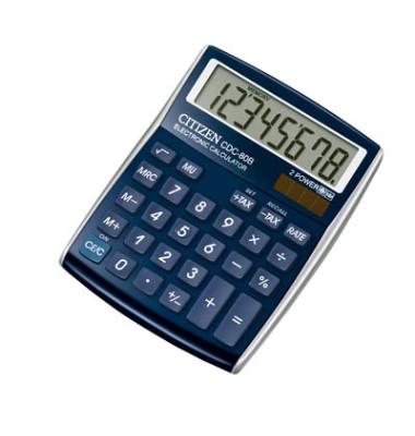 Tischrechner CDC 80 blau