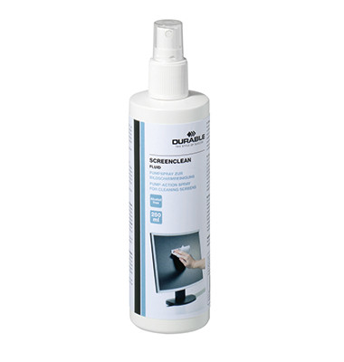 Bildschirm-Reinigungsspray Screenclean fluid Pumpspray 250 ml