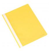 Schnellhefter A4 gelb Kunststoff kaufmännische Heftung