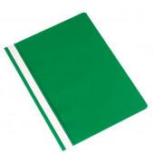 Schnellhefter A4 grün PP Kunststoff kaufmännische Heftung bis 250 Blatt