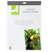 Inkjet-Fotopapier A4 Glossy hochglänzend 180g 20 Blatt
