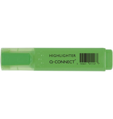 Textmarker grün 2-5mm Keilspitze
