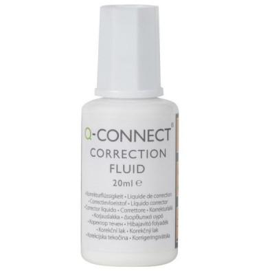 Korrekturflüssigkeit Correction Fluid 20ml White