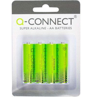 Batterie Mignon / LR06 / AA 4 Stück