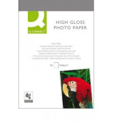 Inkjet-Fotopapier 10x15cm High Gloss hochglänzend 260g 25 Blatt