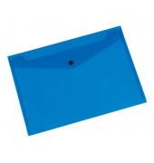 Umlauftaschen A4 transparent blau