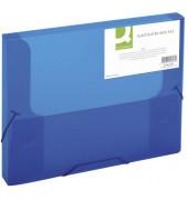 Sammelbox PP blau-transparent
