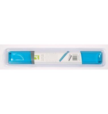 Tastatur Handgelenkauflage Transp.blau