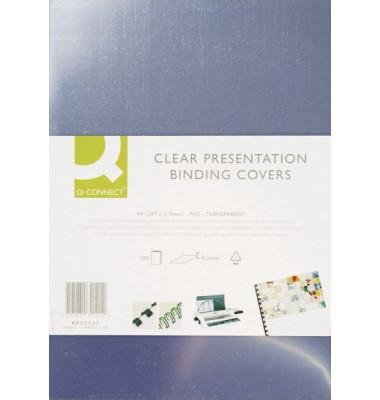 Umschlagfolien KF32159 A3 PVC 0,2 mm transparent kristallklar 100 Stück