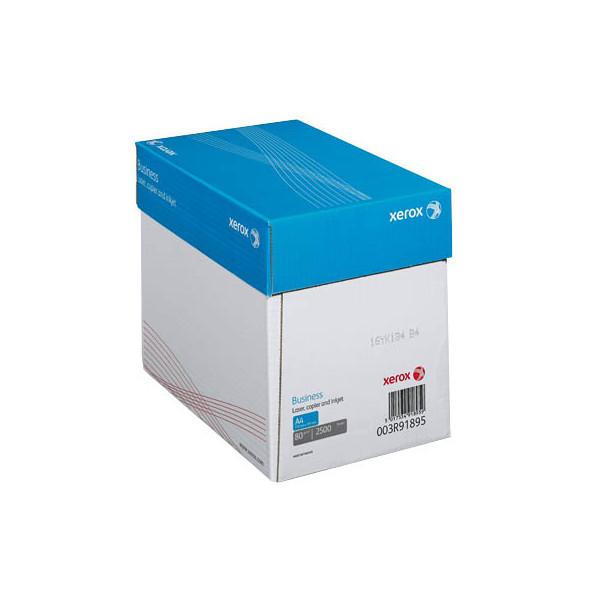 xerox business a4 80g kopierpapier wei 2500 blatt 1 karton. Black Bedroom Furniture Sets. Home Design Ideas