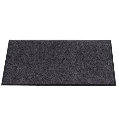 Schmutzfangmatte Wash & Clean 90x150cm grau