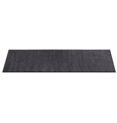 Schmutzfangmatte Wash & Clean 60x180cm grau