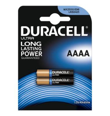 Batterie Ultra Mini / LR8D425 / AAAA 2 Stück