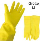 Gummi Handschuh mittel