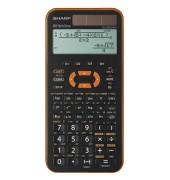 Schulrechner EL-W531XG schwarz/orange