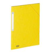 Eckspannmappe Eurofolio Prestige A4 600g gelb