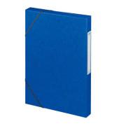 Sammelbox EUROFOLIO 2,7 cm breit blau