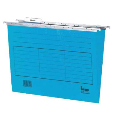Hängemappen Vetro Mobil 116505BL für DIN A4 5 Karton 230g/qm