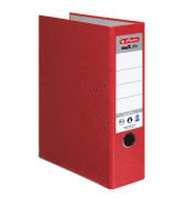 maX.file nature plus 10841385 rot Ordner A4 80mm breit