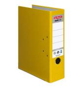maX.file nature plus 10841534 gelb Ordner A4 80mm breit