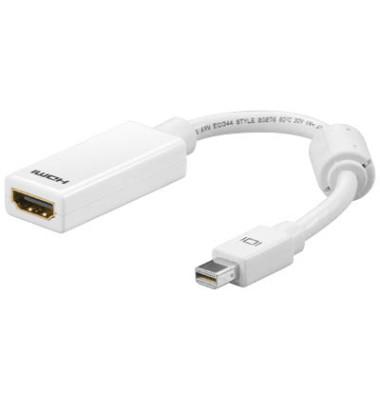 Adapter Mini-DisplayPort auf HDMI geeignet für Apple-Produkte