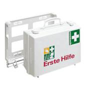 Erste-Hilfe-Koffer Deluxe weiß gefüllt DIN 13157